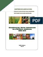 Estadisticas Del Sector Agropecuario 2002-2016