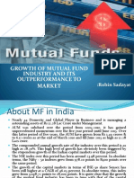 Growth of Mfi and Its Outperformance
