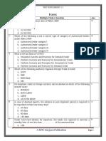 Test Supplement 11 Forex