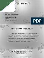 Kel 1 Sistem Oksigenasi