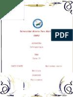 Reporte Vi Maricarmen Infotegnologia