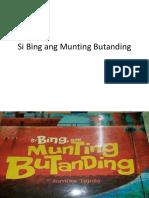 Si Bing Ang Munting Butanding