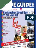 Pride Guide 2009