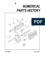 Parts List - Lycoming Engines Numerical Parts History