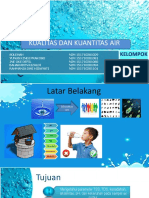 Kelompok 6_ppt Praktikum Air