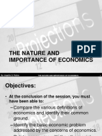 (B) the Nature and Importance of Economics (Revised)_2
