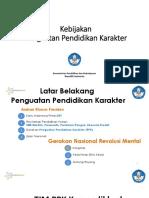 A3 [FINAL PPT] Materi Umum PPK Untuk Bimtek Kurikulum 2013