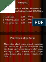 IBU NIFAS