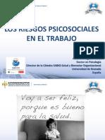 Los Riesgos Psicosociales en El Trabajo - Dr. Antonio Delgado Padial
