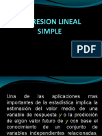 Clase 3. Regresion Lineal Simple