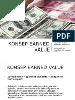Konsep Earn Value