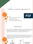 Cetonas y Ácidos Carboxílicos