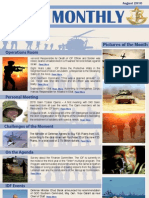 IDF Newsletter - Aug 2010