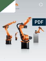 Kuka Robotics Low Payloads