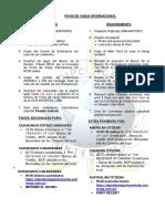 Requisitos Generales Canje Ficha Internacional