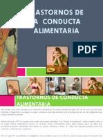 Diapositivas de Anorexia Bulimia y Obesidad de Hoy