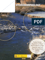 Fluvial Hydromorphology. Some Notes Applied to River Restoration in the Spanish Part of the Duero River Basin.pdf