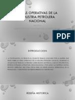 Áreas Operativas de La Industria Petrolera Nacional LUZANA SARDOT CI 21.569.947