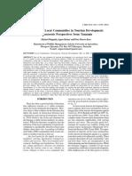 دور المجتمعات المحلية في تنمية السياحة.pdf