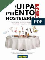 Makro Espana Ofertas Equipamiento de Hosteleria Especial Sala
