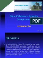 ETC Ética Introdução