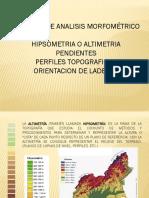 Tecnicas de Análisis Morfométrico 2014