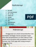 Hydroterapi Pk Ddn