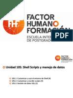 105 - Shell scripts y manejo de datos.pdf