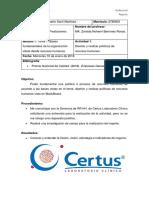 Compensaciones y Prestaciones Laborales (Actividad 1) - Josmar Santi