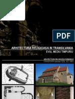 03-04. Transilvania - Arh. Religioasa