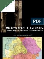 11-12. Moldova - Arhitectura Religioasa
