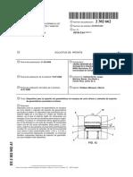 Dispositivo Para La Sujecion de Geosinteticos en Ensayo de Corte Directo