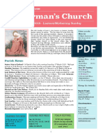 st germans newsletter - 11 march 2018