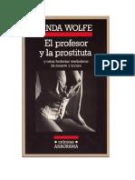 Wolfe Linda - El Profesor Y La Prostituta