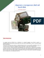 Manuale Per Riparare e Recuperare Dati Sul Hard Disk