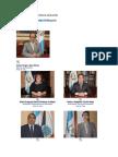 Autoridades Del Ministerio de Educación