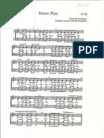 Notre Pere Rimsky Korsakov D82