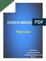 Estudios de Farmacoeconomia