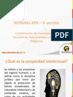 6. Normas APA