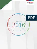 Bosch Annual Report 2016