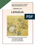 Cuadernillo Ciclo Lengua