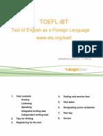 Fulbright TOEFLiBT