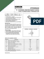 STW20NA50