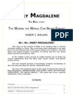 Mary Magdalene - Robert J. Wieland