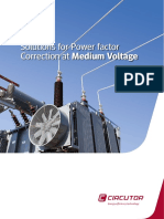 Solutions for Power factor Correction at Medium Voltage