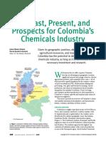 Artículo Industria Química