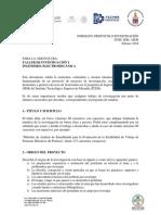 Requisitos Del Protocolo