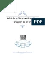 Administra Sistemas Operativos