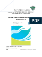 Informe Sobre Desarrollo Humano 2016