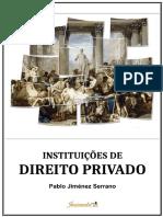 Livro - Instituições de Direito Privado, 2015-2
